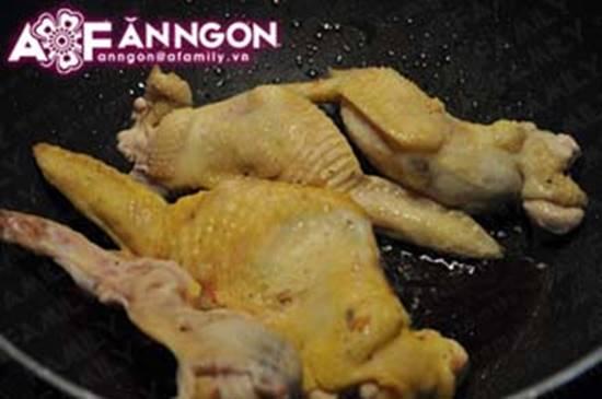 Cách làm món cánh gà rút xương mềm thơm hấp dẫn ngon mà dễ thực hiện phần 9