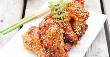 Cách làm món gà chiên kiểu Hàn Quốc lạ miệng mà hấp dẫn cực ngon