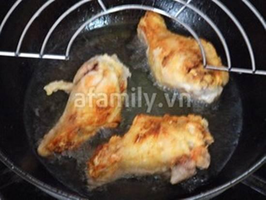 Cách làm món gà chiên kiểu Hàn Quốc lạ miệng mà hấp dẫn cực ngon phần 7