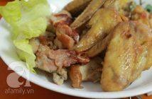 Cách làm món gà nướng cay thơm lừng cực ngon miệng cho ngày cuối tuần