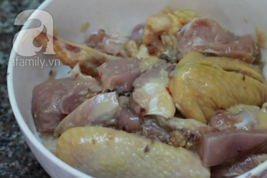 Cách làm món gà nướng cay thơm lừng cực ngon miệng cho ngày cuối tuần phần 9
