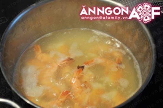Cách làm món gỏi măng tôm thịt chua ngọt thơm ngon chống ngán ngày Tết phần 7