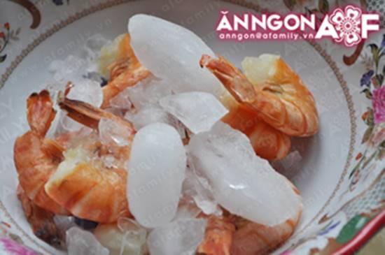 Cách làm món gỏi măng tôm thịt chua ngọt thơm ngon chống ngán ngày Tết phần 8