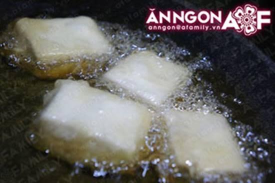 Cách làm món khoai sọ kẹp thịt rán giòn thơm hấp dẫn quá ngon phần 10