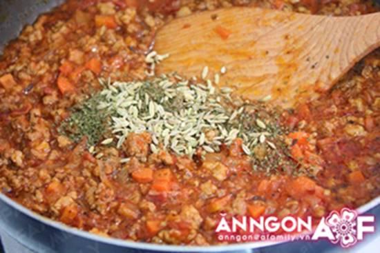 Cách làm món Lasagna đặc biệt thơm ngon hấp dẫn từ nước Ý phần 10