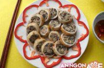Cách làm món mực ống nhồi thịt thơm lừng hấp dẫn cực ngon ăn là ghiền