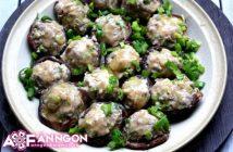 Cách làm món nấm nhồi thịt hấp mới lạ thơm ngọt thật ngon