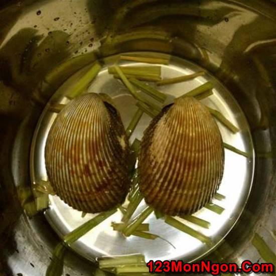 Cách làm món sò dương nướng mỡ hành đơn giản thơm lừng cực ngon phần 3
