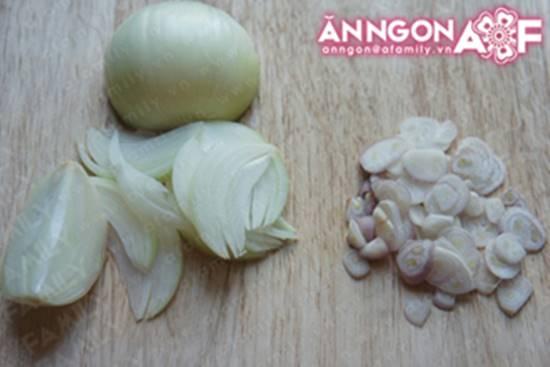Cách làm món sườn ram tôm thơm ngon đậm đà cực đưa cơm phần 5