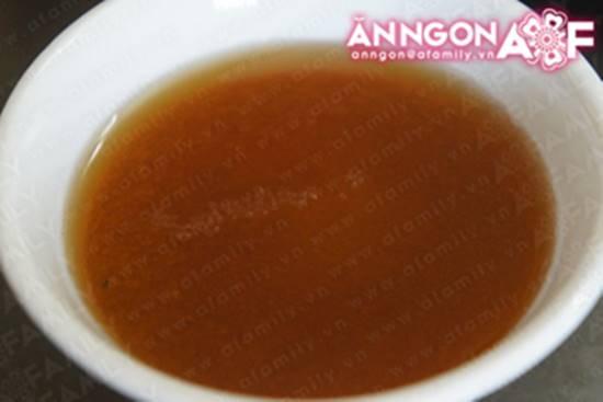 Cách làm món sườn ram tôm thơm ngon đậm đà cực đưa cơm phần 9