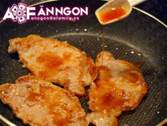 Cách làm món thịt chiên gừng kiểu Nhật thơm lừng ngon miệng rất đưa cơm phần 8
