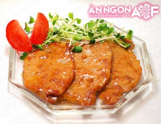 Cách làm món thịt chiên gừng kiểu Nhật thơm lừng ngon miệng rất đưa cơm phần 9