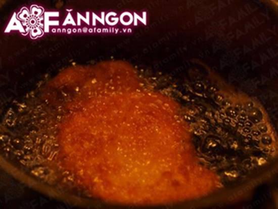 Cách làm món thịt heo chiên giòn tẩm hành mỡ thơm lừng cực ngon phần 7