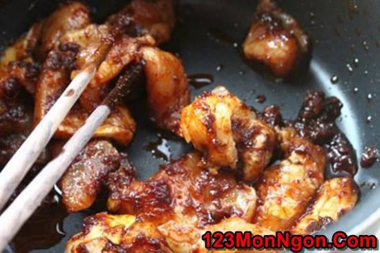 Cách làm món thịt lợn xào tương ớt kiểu Thái thơm ngon đậm đà khó quên phần 6
