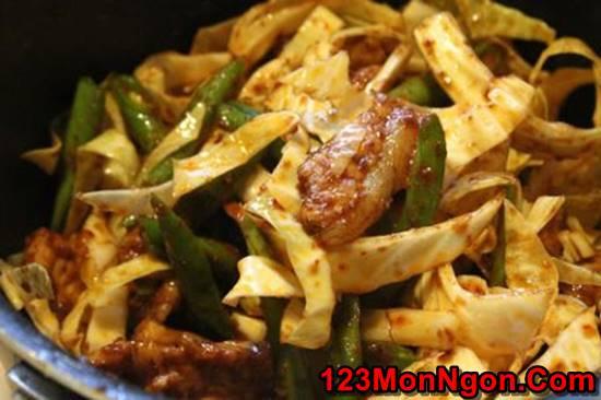 Cách làm món thịt lợn xào tương ớt kiểu Thái thơm ngon đậm đà khó quên phần 7