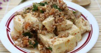Cách làm món thịt sốt đậu đơn giản mà thơm ngon đủ chất