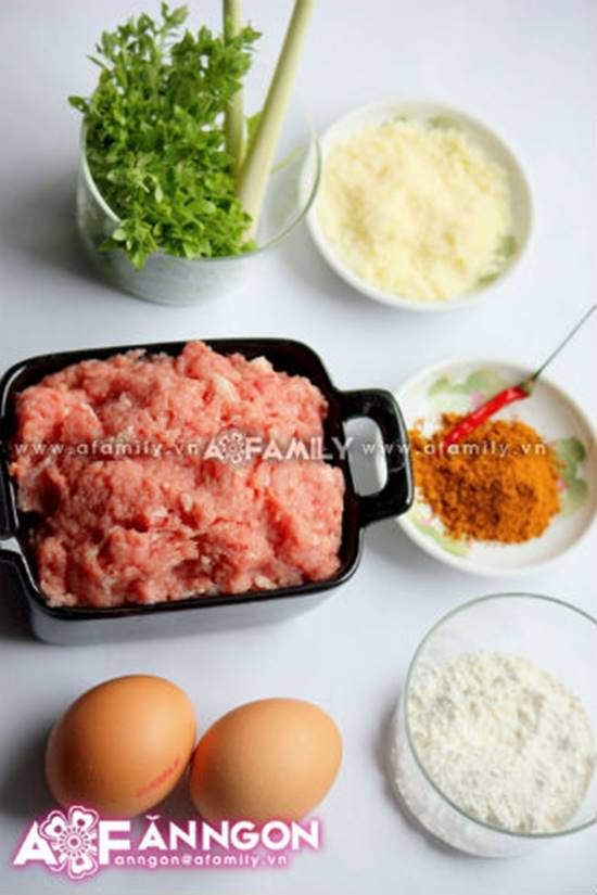Cách làm món thịt viên chiên đơn giản mà thơm ngon đưa cơm ngày lạnh phần 1