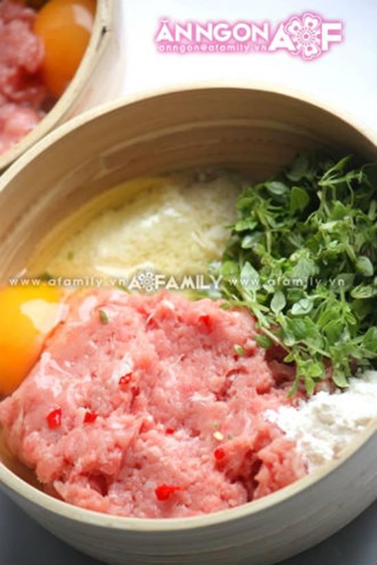 Cách làm món thịt viên chiên đơn giản mà thơm ngon đưa cơm ngày lạnh phần 2