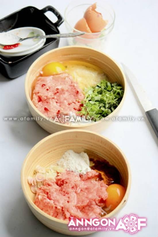 Cách làm món thịt viên chiên đơn giản mà thơm ngon đưa cơm ngày lạnh phần 3