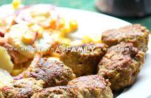 Cách làm món thịt viên chiên đơn giản mà thơm ngon đưa cơm ngày lạnh
