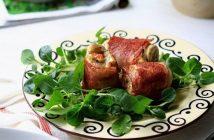 Cách làm món thịt xông khói cuộn gà mềm thơm hấp dẫn cực ngon