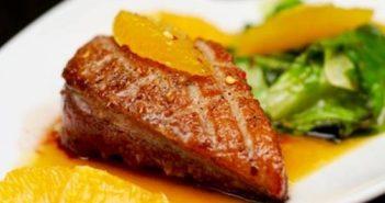 Cách làm món ức vịt sốt cam thơm lừng cực ngon cho bữa cơm cuối tuần