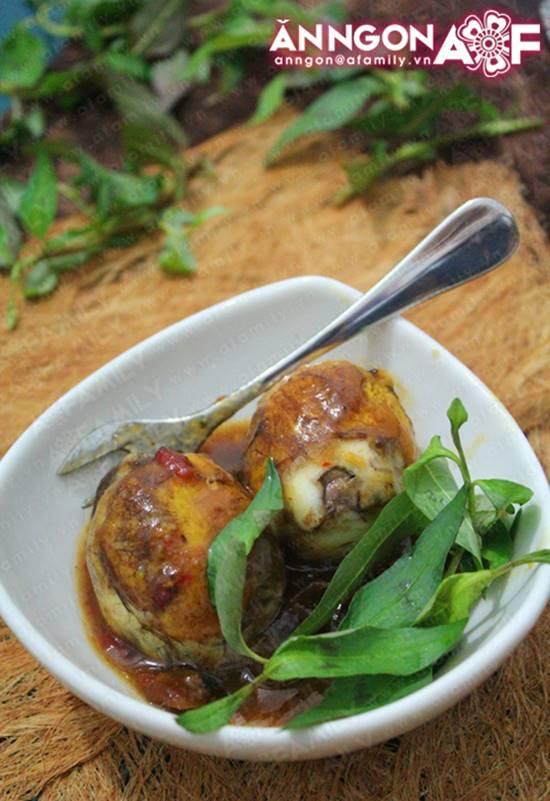Cách làm trứng vịt lộn xào me chua ngọt thơm lừng cực ngon ăn là ghiền phần 1