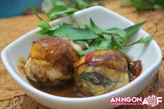 Cách làm trứng vịt lộn xào me chua ngọt thơm lừng cực ngon ăn là ghiền phần 11