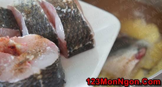 Cách nấu canh chua cá lóc đậm đà ngon tuyệt đúng vị miền Nam phần 12