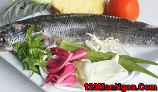 Cách nấu canh chua cá lóc đậm đà ngon tuyệt đúng vị miền Nam phần 2