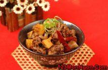 Cách nấu thịt vịt kho măng đậm đà thơm lừng cực ngon miệng đưa cơm