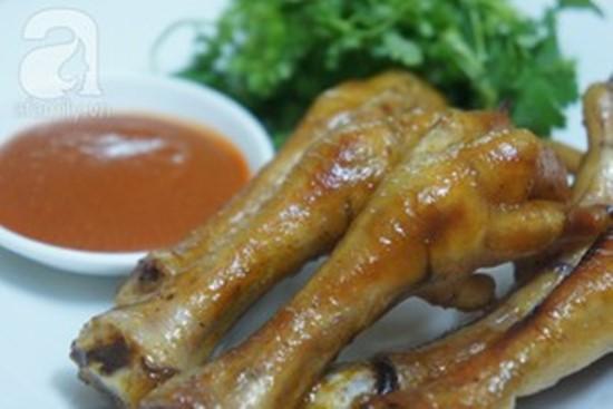 Cách làm món chân gà nướng mật ong giòn ngon thơm lừng nhâm nhi ngày Tết phần 11
