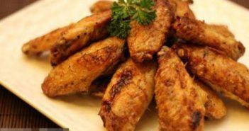 Cách làm món gà nướng muối tiêu thơm phức cực ngon nhâm nhi ngày Tết