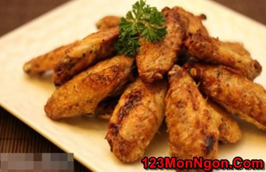 Cách làm món gà nướng muối tiêu thơm phức cực ngon nhâm nhi ngày Tết phần 1