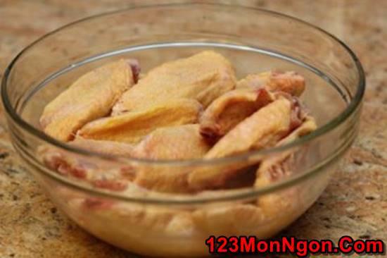 Cách làm món gà nướng muối tiêu thơm phức cực ngon nhâm nhi ngày Tết phần 2