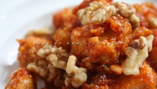 Cách làm món gà sốt chua ngọt đậm đà thơm ngon dễ ăn cho ngày Tết phần 8