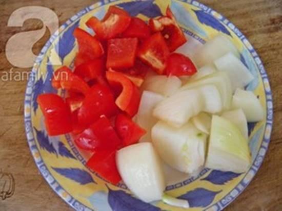 Cách làm món hải sản xào chua ngọt thơm ngon đơn giản cho bữa cơm tối phần 4