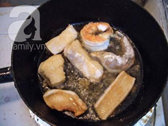 Cách làm món hải sản xào chua ngọt thơm ngon đơn giản cho bữa cơm tối phần 5