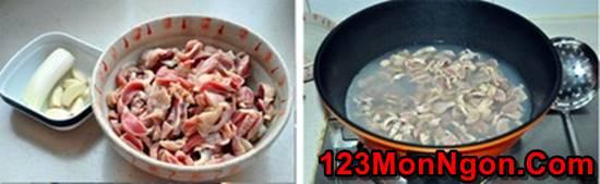 Cách làm món mề gà xào cay thơm nồng ngon miệng nhâm nhi ngày Tết phần 1
