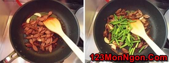 Cách làm món mề gà xào ngồng tỏi giòn thơm lai rai ngày Tết cực ngon phần 6