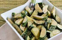Cách làm món salad dưa chuột mát giòn thơm ngon đơn giản