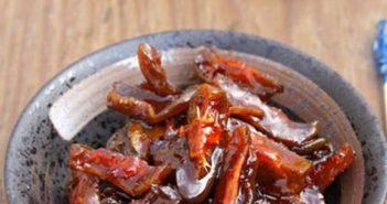 Cách làm mứt cóc chua cay giòn ngon đãi khách ngày Tết