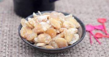 Cách làm mứt đậu trắng thơm bùi ngon ngọt đón Tết sum vầy