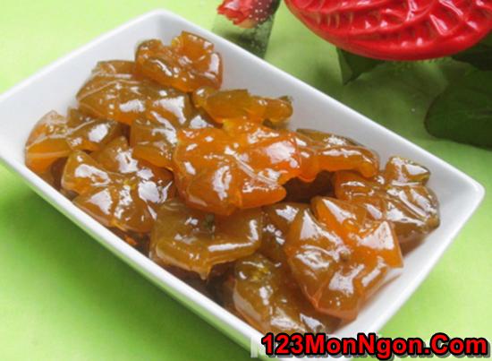 Cách làm mứt quất chua ngọt thanh ngon cho ngày Tết thêm ấm áp phần 10