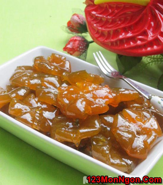 Cách làm mứt quất chua ngọt thanh ngon cho ngày Tết thêm ấm áp phần 11