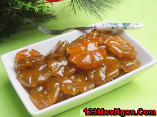 Cách làm mứt quất chua ngọt thanh ngon cho ngày Tết thêm ấm áp 123monngon: Món ngon mỗi ngày - Mẹo vặt nội trợ - Địa điểm ăn uống