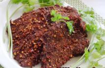 Cách làm thịt bò khô dai thơm hấp dẫn cực ngon nhâm nhi ngày Tết đến
