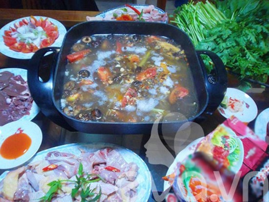 Cách nấu 5 món lẩu thơm ngon nóng hổi tuyệt vời cho ngày Tất niên phần 10