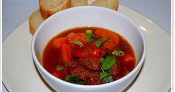 Cách nấu bò kho đậm đà thơm ngon bổ dưỡng cho bữa sáng ngày Tết
