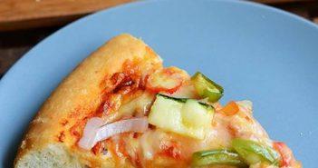 Cách làm bánh Pizza rau củ thơm giòn hấp dẫn cực ngon